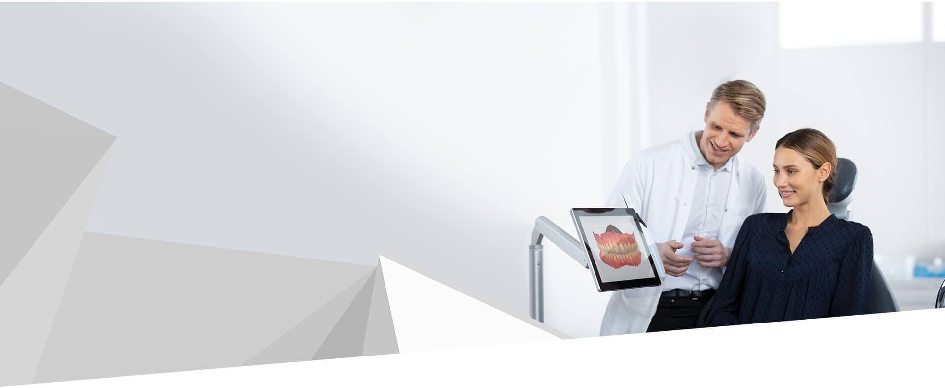 Интраоральный сканер 3Shape TRIOS