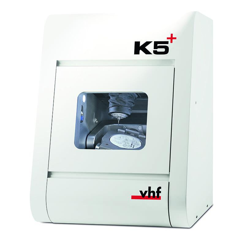 CAD/CAM фрезерный станок vhf K5+