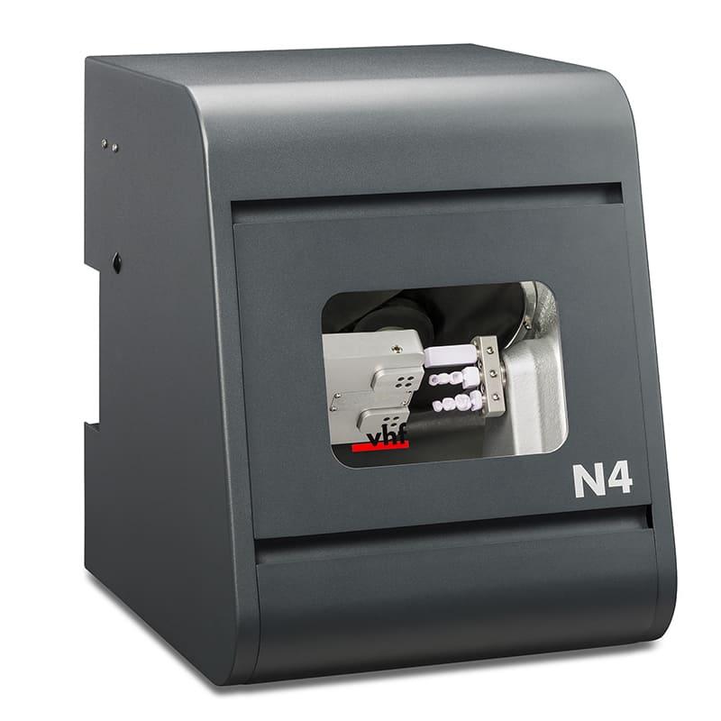 4-осная фрезерная машина vhf N4 для влажной фрезеровки