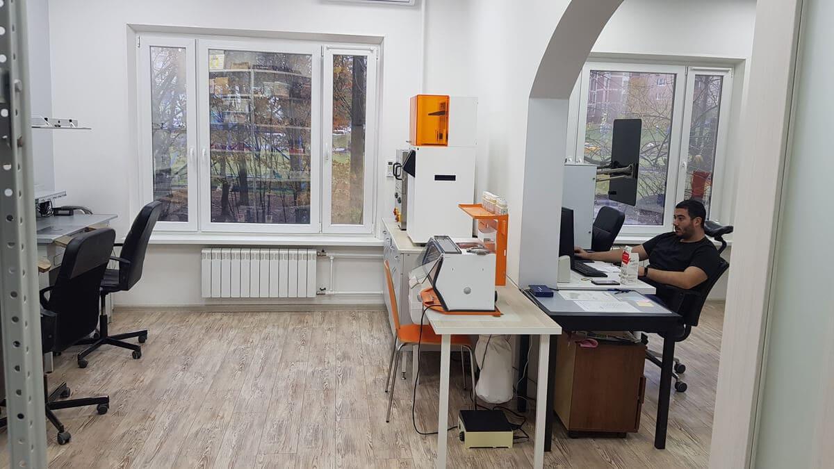 Зуботехническая лаборатория SmartLabDC