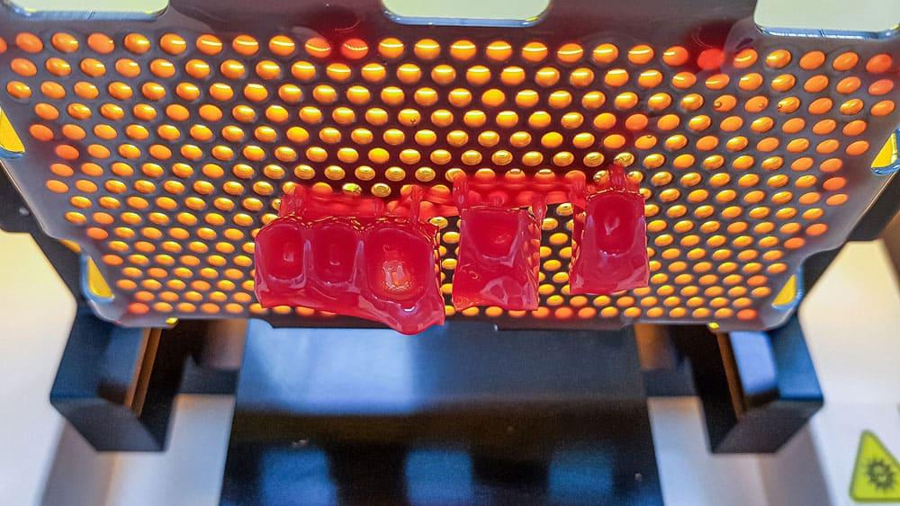 Преимущества 3D принтера Nextdent 5100