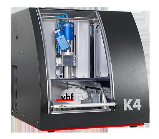 CAD/Cam фрезерный станок K4