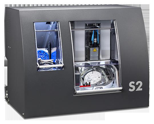 CAD/Cam фрезерный станок S2