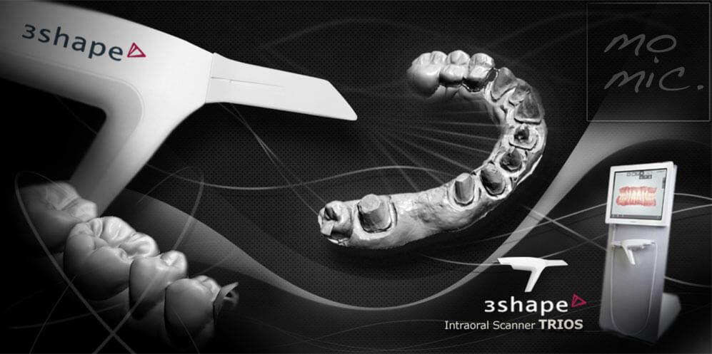 Рекомендуемые модели интраоральных сканеров для стоматологического кабинета